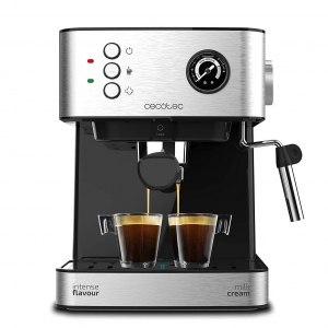CECOTEC Power Espresso 20 ekspres kolbowy, 20 bar