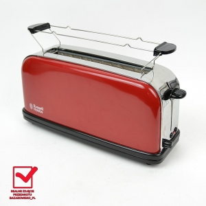 Russell Hobbs Flame Red toster Colours 21391-56