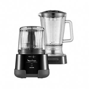 Moulinex blender i rozdrabniacz Moulinette Ultimate DP815855 1000w